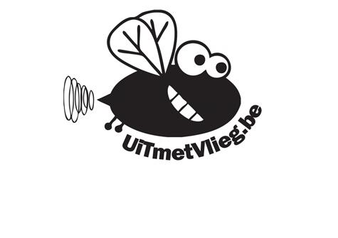 logo van Uit Met Vlieg